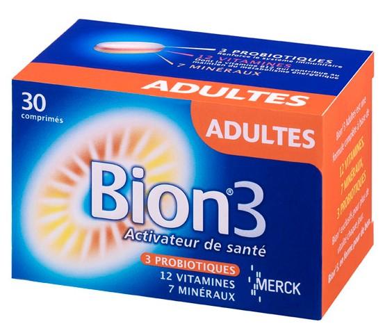 bion 3 probiotique carabiens le forum. Black Bedroom Furniture Sets. Home Design Ideas
